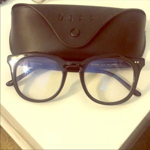 Weston blue light glasses (Diff)